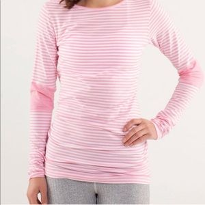 Lululemon devotion tunic long sleeve